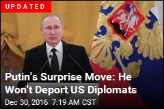Russia Vows Retaliation Over 'Loser' US Sanctions