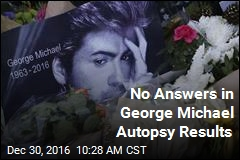 Autopsy Results for George Michael 'Inconclusive': Cops