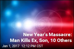 New Year's Massacre: Man Kills Ex, Son, 10 Others