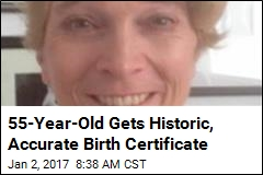 After Decades of Lies, Woman Gets 'Intersex' Birth Certificate