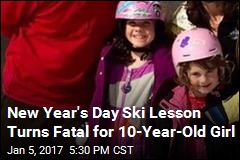 10-Year-Old Girl Dies After Hitting Tree During Ski Lesson