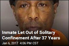 Man's Solitary Confinement, Started in 1979, Ends