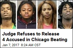 Judge Refuses to Release 4 Accused in Chicago Beating