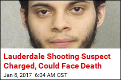 Feds Seek Death Penalty in Lauderdale Airport Shooting