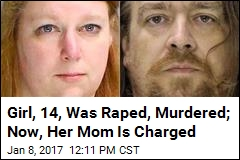 Adoptive Mom, Beau Charged in Rape, Murder of Daughter, 14