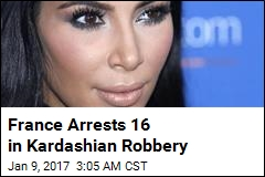Cops Catch Up With Kardashian Robbers