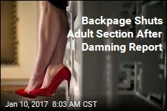 Backpage Shuts Adult Section After Damning Report