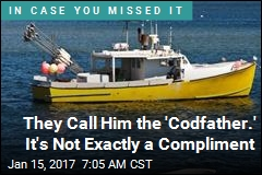 Taking on New England's 'Codfather'