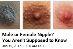 'Genderless Nipples' Takes on Instagram
