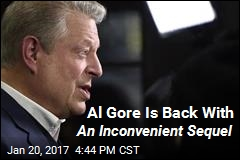 Al Gore Is Back With An I nconvenient Sequel