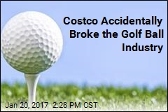 Costco Accidentally Broke the Golf Ball Industry