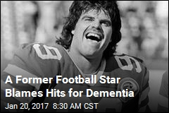 Former NFL Star: Football Left Me With Alzheimer's