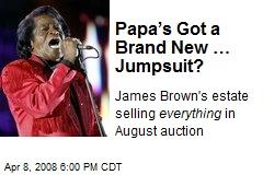 Papa's Got a Brand New … Jumpsuit?