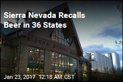 Sierra Nevada Recalls Beer in 36 States