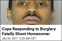 Cops Responding to Burglary Fatally Shoot Homeowner
