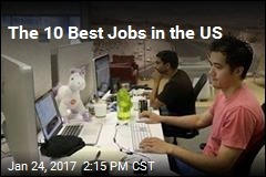 The 10 Best Jobs in the US