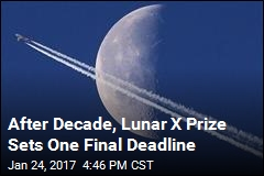 5 Teams Still Hoping to Reach Moon for $20M Prize