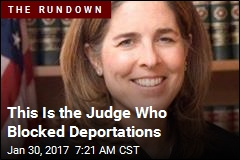 This Is the Judge Who Blocked Deportations