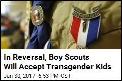 In Reversal, Boy Scouts Will Accept Transgender Kids