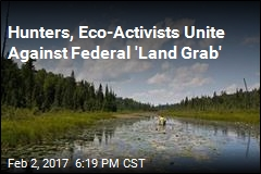 Hunters, Environmentalists Unite Against Federal Land Sell-Off
