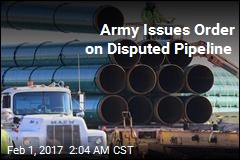 Army Corps Told to Approve Final Stage of Dakota Pipeline