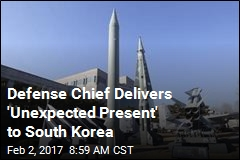 Defense Chief Tries to Quash Friction Over THAAD