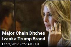 Nordstrom Drops Ivanka Trump Brand