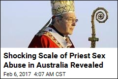 7% of Australian Priests Accused of Child Sex Abuse
