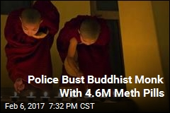 Police Find 4.2M Meth Pills at ... Monastery
