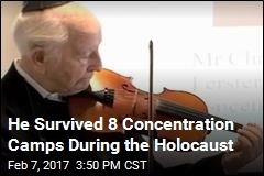 Man Who Survived 8 Nazi Camps in Holocaust Dies at 94