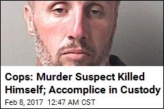Cops: Quadruple Killer Shot Himself After Standoff
