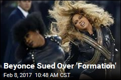 Beyonce Sued Over Sampling Rapper in 'Formation'
