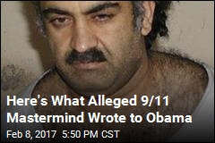 Alleged 9/11 Plotter Blames America in Letter to Obama