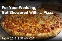 There's Now a Wedding Registry Just for Pizza