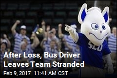 After Losing Game, Team Loses Bus