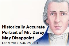 Mr. Darcy Would've Looked Nothing Like Colin Firth