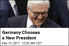 Germany Chooses a New President