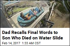Parents Recall Final Moments of Son Killed on Water Slide