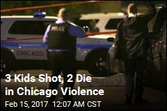 3 Kids Shot, 2 Die in Chicago Violence