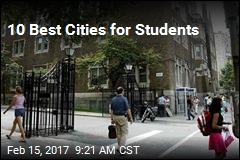 10 Best Cities for Students