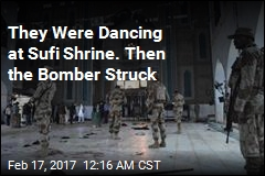 ISIS Bomber Kills 75 at Sufi Shrine