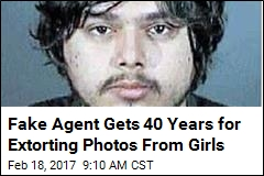 Guy Who Extorted Photos From Young Girls Gets 40 Years