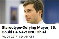 Mayor, 35, Could Be Next DNC Chief
