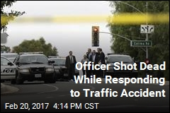 Cop Shot Dead While Responding to Traffic Accident