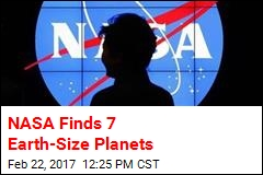 NASA: 7 Earth-esque Planets Could Potentially Hold Life