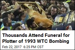 Thousands Attend Funeral for Plotter of 1993 WTC Bombing