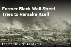 Former Black Wall Street Tries to Remake Itself