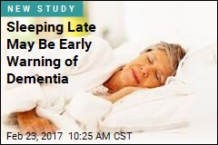 Like to Sleep Late? It Could be a Sign of Alzheimer's