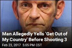 Witnesses: Shooting at Kansas Bar May Have Racial Motivation
