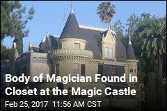 Illusionist Found Dead at Private Club for Magicians